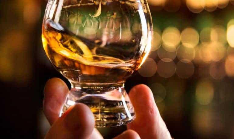 Whisky viejo