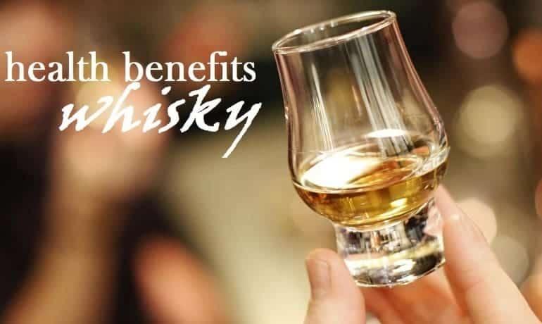 Beneficios para la salud del whisky