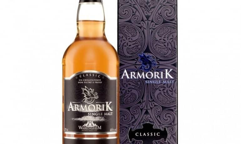 Armorik Classic - Whisky francés