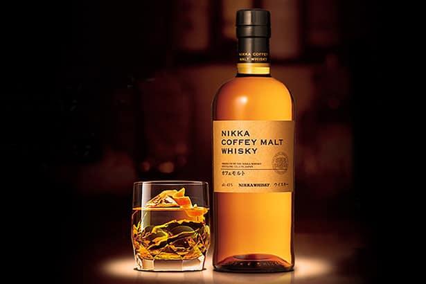 Whisky de malta de café Nikka – Whisky japonés