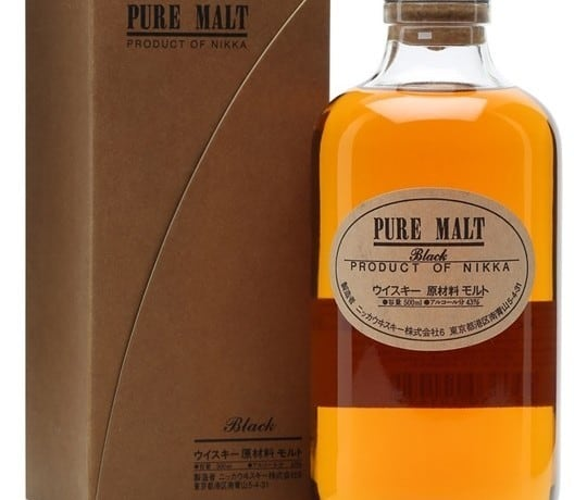 Pure Malt Black de Nikka – Whisky japonés