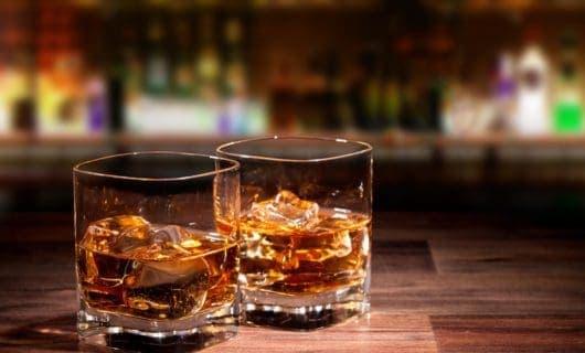 whisky sin declaración de edad