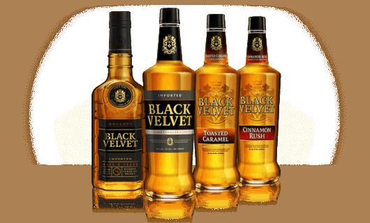 Black Velvet Canadian Whiskey