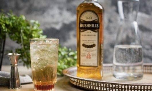 whisky cocktail bushmills